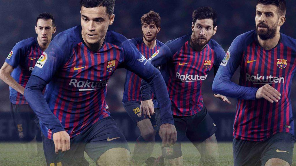 ברצלונה סגל 2019
