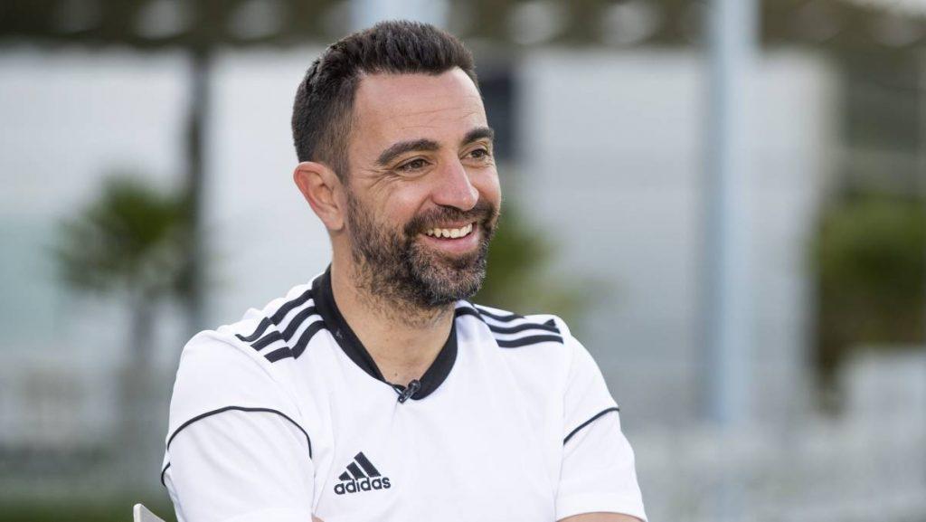 צ׳אבי המאמן בקטאר מדבר על ברצלונה