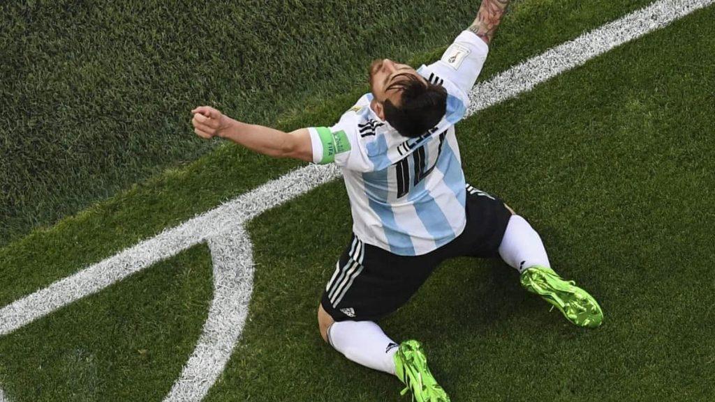 שיאים של מסי בארגנטינה